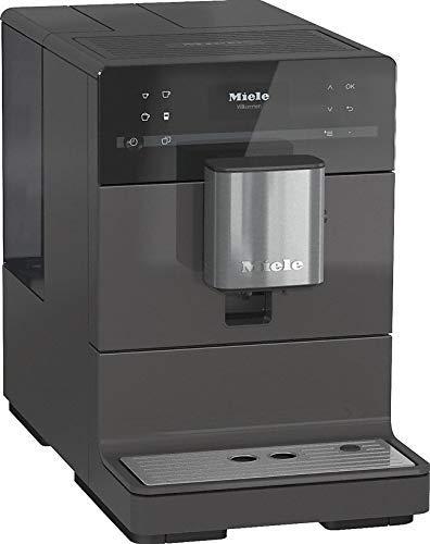 Miele CM5300 10-Cup Super-Automatic One-Touch Countertop Coffee/Espresso Machine - Graphite Gray