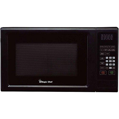 Magic Chef 1.1 cu.ft. 1000W Microwave, Black