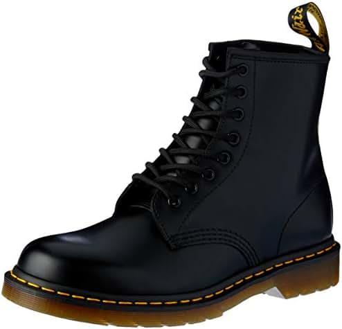 Dr. Martens Men's 1460 8 Eye Boots,Black,10 UK / 11 US M