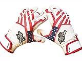Stinger Sting Squad USA Flag Batting Gloves (Adult XL)