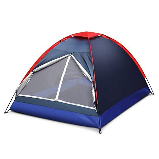 Flexzion-Camping-Tent-Large-Waterproof-Lightweight-Family-Tent-with-Portable-Carrying-Bag-Ventilation-Window-Mesh-Easy-Setup-for-Trekking-Hiking-Hunting