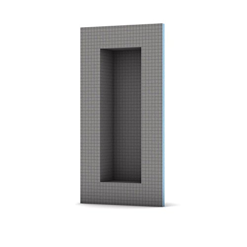 "Wedi Shower NIches, 16"" x 8"" Niche"