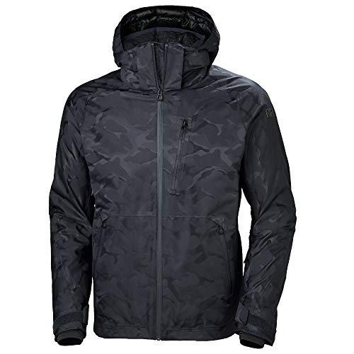 Helly Hansen Men's Skistar Ski Jacket, Graphite Blue, Medium