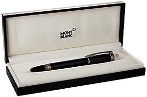 Montblanc MB 105656 - Bolígrafo de bola retráctil, negro (trazo fino)