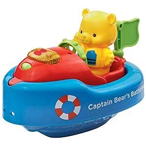 Vtech 80151703 Baby Captain Bear'S Bathtime - Multi Color