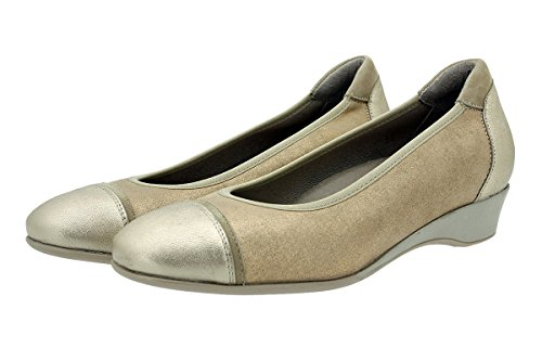 Platino Shoe Comfort 180723 Venus Piesanto Ballerina waSXqZSv