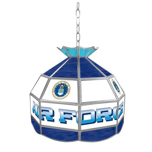 United States Air Force Tiffany Gameroom Lamp - 16
