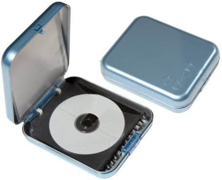 Hipce WPCS-24F Made for Drivers Portable CD//DVD Case