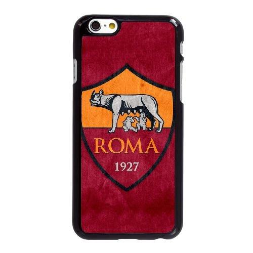 Z0E66 As Roma Logo U8R1PU coque iPhone 6 4.7 pouces cas de couverture de téléphone portable coque noire RX3IBE2IM