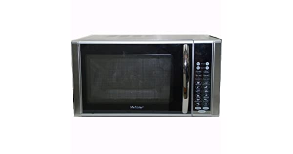 Amazon.com: Multistar MW30S1000GSH Grill Microwave Oven, 220 ...