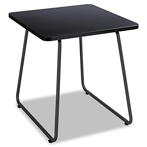 Safco Products 5090BL Anywhere End Table, Black (Anywhere Desk)