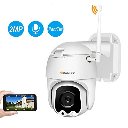 HD 1080P 3.6Mm 2Mp PT Cámara IP Seguridad Al Aire Libre ...