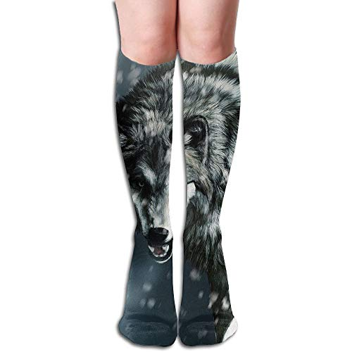 Curitis Tube High Keen Sock Boots Crew Snow Wolf Compression Socks Long Sport (Colossus Costume For Sale)