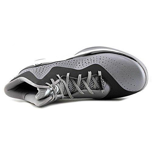 Adidas Mens D Rose 773 Iii In Alluminio-nero-bianco