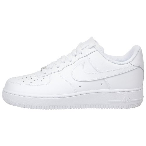 NIKE 315122 111 Air Force 1 07 Uptown Mens Shoes WhiteWhite Size 85