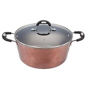 Amazon.com: San Ignacio Pandora Pan, Cast Aluminium, Copper ...