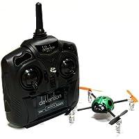 Walkera QR Green Ladybird V2 Quadcopter & DEVO 4 Transmitter RTF (Mode 2) QC600