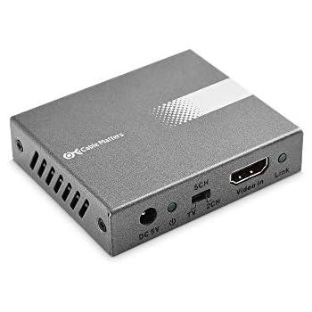 4x2 HDMI Matrix /& Audio Extractor–Full HD//1080p Sky Multiroom TV Splitter//Switch