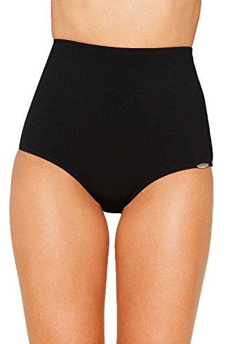 Slip Bikinihose Shapewear schwarz 21428