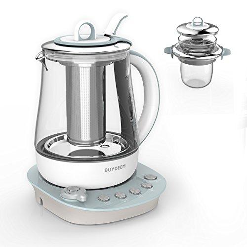 Buydeem K2683 Health-Care Beverage Tea Maker Kettle | 9-in-1
