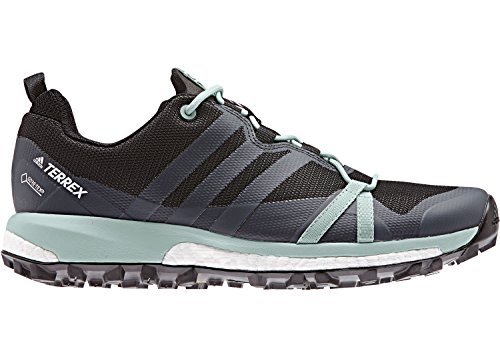 Trail Anthrazit Agravic Running Zapatillas para W Terrex GTX Mujer de Mint adidas xRnvqwY4CO