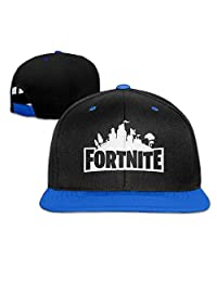 F-ortnite Adjustable Hats Hip Hop Baseball Caps Boys Girls Fashion Hat 394c468f630d