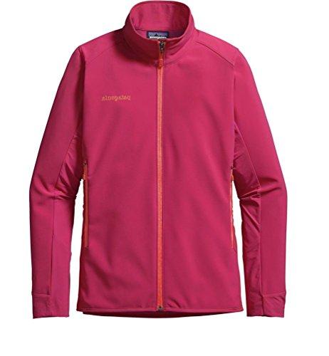 Patagonia Women's adze Hybrid Jacket Pink Large