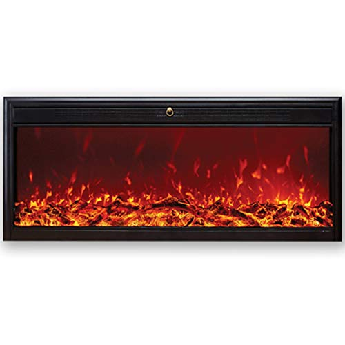 Cheap Liu Weiqin Electric Fireplace - Modern Decorative Fireplace Embedded fire Fireplace core Modern Ornamental Fireplace core Black Friday & Cyber Monday 2019