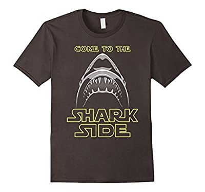 Come To The Shark Side Shirt - Shark Funny Shirt