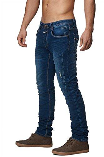 Hombre Azul Vaquero One W32 para L32 Public Azul xFvRtw