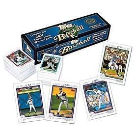 2004 Topps Baseball Complete Unopened Set Mlb Baseball Cards