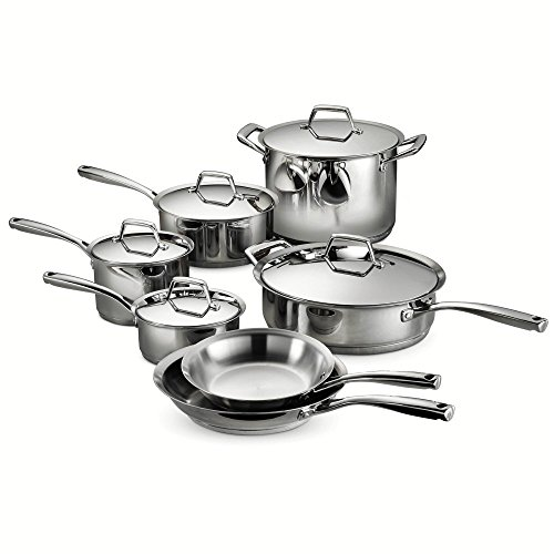 Tramontina 80101/203DS Gourmet Prima 12 Piece Cookware Set