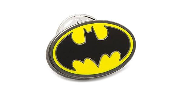 Gemelos Inc Esmalte Batman Pin de solapa (negro): Amazon.es: Joyería