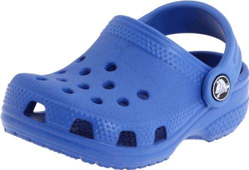 Price comparison product image crocs Littles Clog (Infant / Little Kid), Sea Blue, 2-3 M US Infant