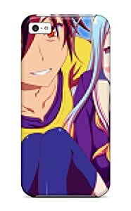 8966548K33365001 Special Design Back No Game No Life Phone Case Cover For Iphone 5c