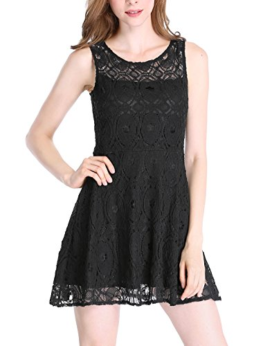 Allegra Womens Floral Sleeveless Flare product image