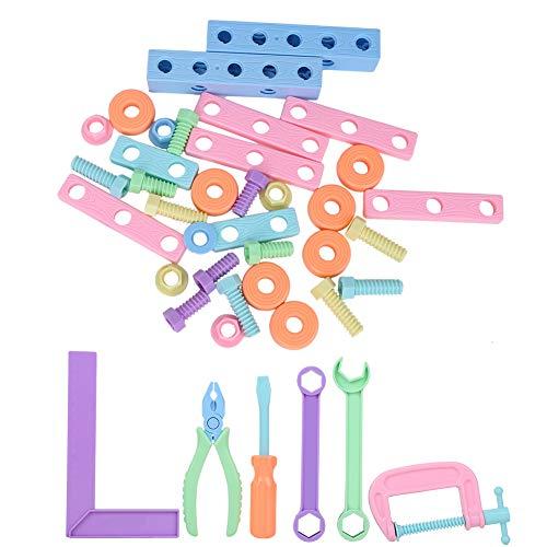 DIY Building Block Games Set, Bouwstenen, Kerstcadeaus voor Jongens en Meisjes Thanksgiving Verjaardag (108-5)