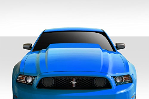 (Duraflex Replacement for 2013-2014 Ford Mustang / 2010-2014 Mustang GT500 4
