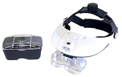 ZaZaTool - Magnifying Glass Lens LED Light