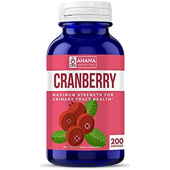 Nature S Bounty Cranberry Fruit Dose