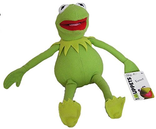 Kermit The Frog Muppets (Disney The Muppets Kermit 10