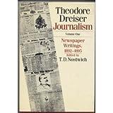 Journalism, Dreiser, Theodore, 0812281098