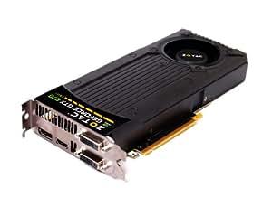 ZOTAC GeForce GTX 670 2GB GDDR5 256bit PCI Express 3.0 DVI-I + DVI-D HDMI DP SLI Ready Graphics Card, ZT-60301-10P Graphics Cards ZT-60301-10P