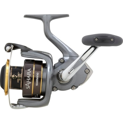 Cheap Shimano American Corporation SH1000FEC Sahara Aluminum Clam Spinning Reel