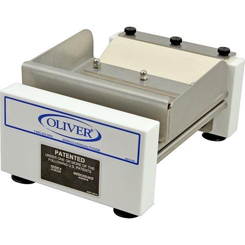 OLIVER PACKAGING & EQUIPMENT Manual Bagel and Bun Slicer 302 BUN (Oliver Manual)