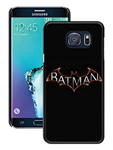 Unique Samsung Galaxy Note 5 Edge Case ,Fashionable And Durable Designed Case With Ag Batman Arkham Knight Hero Art Black Samsung Galaxy Note 5 Edge Phone Case