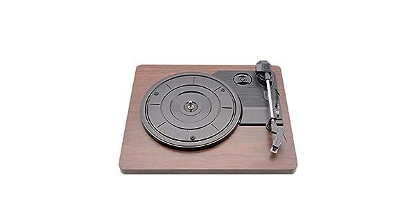 Amazon.com: Retro Record Player 33RPM Antique Gramophone ...