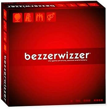 Mattel Bezzerwizzer Inglés Edición Trivia Juego de Mesa [Importado de Inglaterra]: Bezzerwizzer English Edition Trivia Board Game: Amazon.es: Juguetes y juegos