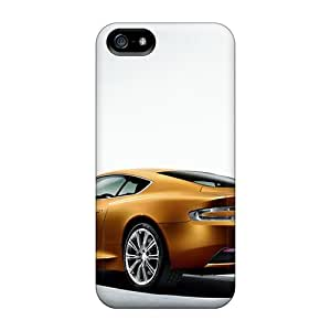 Premium LCV1353dZhD Cases With Scratch-resistant/ Aston Martin Virage Cases Covers For Iphone 5/5s