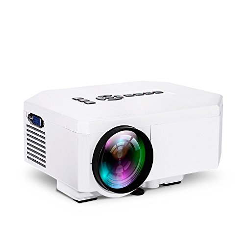 UC30 HD 1080P Proyector VGA/HDMI/∪ Disk/TF Card/TV/DVD/VCD/Xoox ...